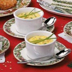 Crab Corn Pudding recipe