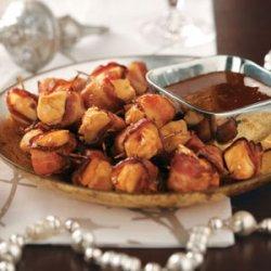 Chicken Bacon Bites recipe