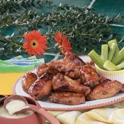 Honey Soy Wings recipe