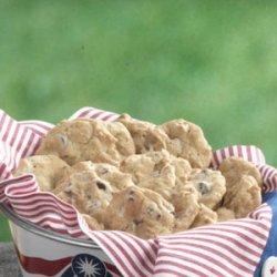 Oatmeal S'more Cookies recipe