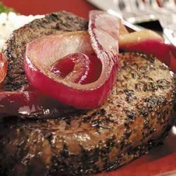 Peppered Beef Tenderloin recipe