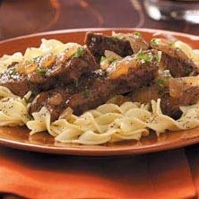 Round Steak Sauerbraten recipe