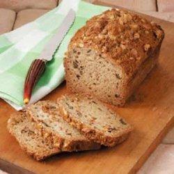 Spiced Walnut Loaf recipe