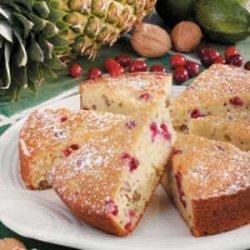 Cranberry Zucchini Wedges recipe