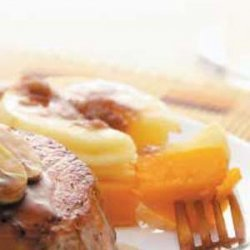 Butternut Squash Apple Bake recipe