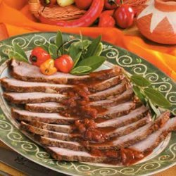 Spicy Beef Brisket recipe