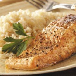 Spiced Salmon recipe