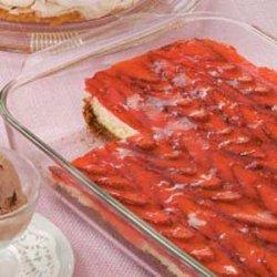 Berry Cheesecake Dessert recipe