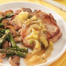 Cider Pork Chops recipe