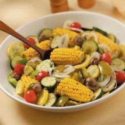 Grilled Vegetable Medley recipe