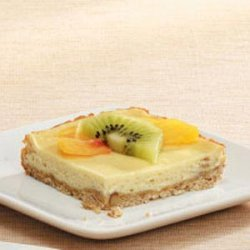 Honey Cheesecake Bars recipe