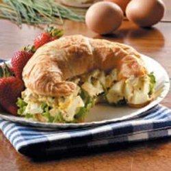 Bacon 'n' Egg Salad Sandwiches recipe