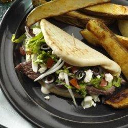 Beef Gyros recipe