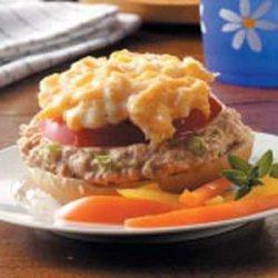 Tuna Puff Sandwiches recipe