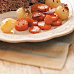 Carrots and Pearl Onions recipe