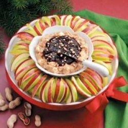 Festive Apple Dip recipe
