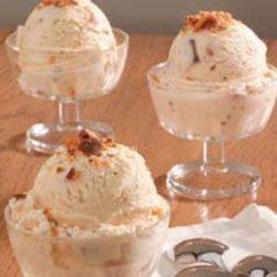 Candy Bar Ice Cream recipe