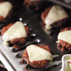 Italian Beef Patties recipe