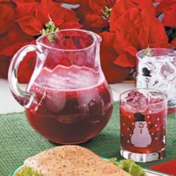 Cranberry Beverage Syrup recipe