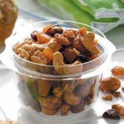 Fruit and Nut Trail Mix recipe