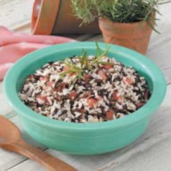 Wild Rice Medley recipe