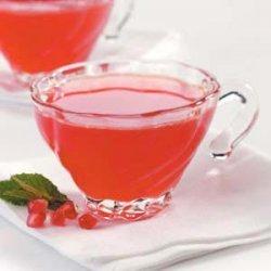 Mulled Pomegranate Sipper recipe