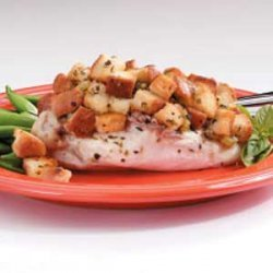 Chicken Breast with Stuffing recipe