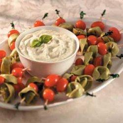 Tortellini Appetizers recipe
