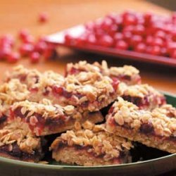 Cranberry Bog Bars recipe
