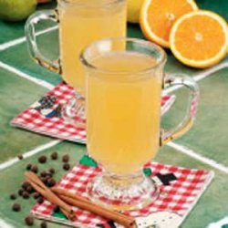 Spiced Citrus Cider recipe