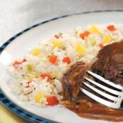 Festive Rice Medley recipe
