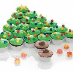 Cupcake Christmas Tree recipe