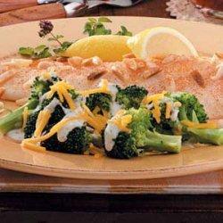 Creamy Cheddar Broccoli recipe