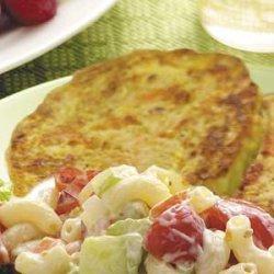 Tasty Veggie Patties recipe