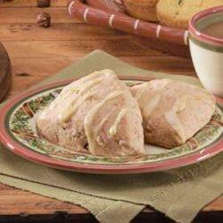 Spiced Walnut Scones recipe