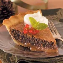 Caramel Pecan Pie recipe