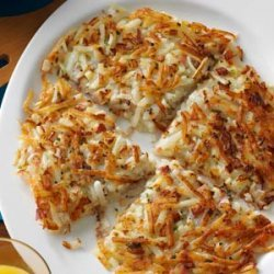 Hash Brown & Apple Pancake recipe