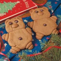 Gingerbread Teddies recipe