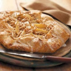 Pear Almond Tart recipe