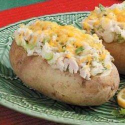 Tuna Potato Supper recipe