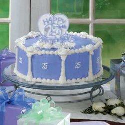 Anniversary Cake recipe