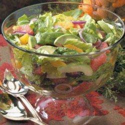 Citrus Avocado Salad recipe