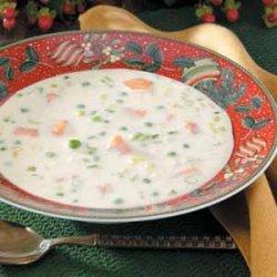Curried Sweet Potato Chowder recipe