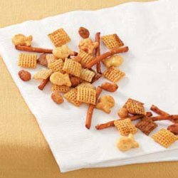 Odds 'n' Ends Snack Mix recipe
