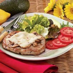 Smothered Pork Chop recipe