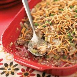 Chinese Beef Casserole recipe