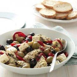 Antipasto Appetizer Salad recipe