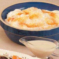 Mashed Potato Casserole recipe