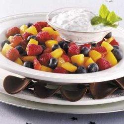 Fun Fruit Dessert recipe