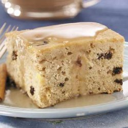 Apple Raisin Spice Cake recipe